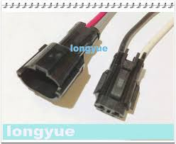 popular pigtail harness connector buy cheap pigtail harness longyue 2set 2 way ket connector pigtail wiring harness male and female kit new 15cm