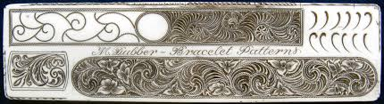 Engraving Practice Designs Engraving Transfers Casting Products