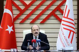 Son dakika! YÖK Başkanı değişti: Yekta Saraç'tan boşalan koltuğa Prof. Dr.  Erol Özvar atandı