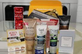 spring walmart beauty box review
