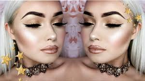bronze glow makeup tutorial my winter foundation routine