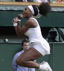 serena williams rallies again portland press herald serena williams did it again tuesday finding a way to win when the going got