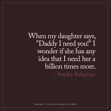 My Daughter Qoutes