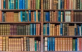 Bookshelf Wallpapers Group (33+)