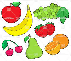 fruit food group clipart. Brilliant Group Intended Fruit Food Group Clipart F