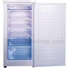 Tủ đông đứng Hòa Phát Funiki HCF 166S 152 lít 6 ngăn - Giá rẻ nhất