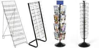 Magazine Holder Cardboard Floor Standing Magazine Rack Freestanding Periodical Holders 65