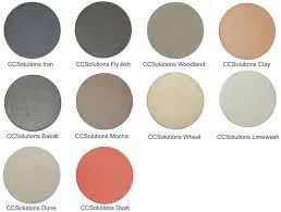 Oxides Pigments For Grey Concrete Colour Chart Concrete