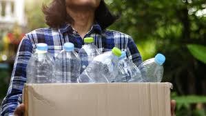 Mainan helikopter dari botol plastik bekas. Kerajinan Tangan Dari Botol Aqua Bekas Dan Cara Pembuatannya Citizen6 Liputan6 Com