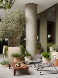 Interior Designers West Hollywood Lush Courtyards Surround 1 Hotel West Hollywood In Los Angeles