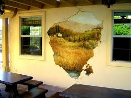 painting Wall Murals for Class Room Design Ideas - Best Wall .