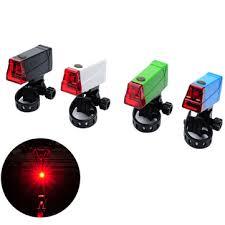 led <b>bike taillight</b> safety warning light <b>mtb taillight</b> direction adjustable ...