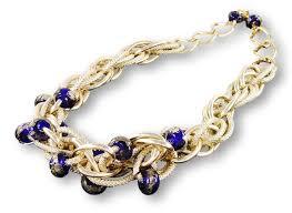 with murano glass beads