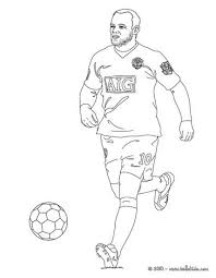Small Picture Ronaldo Soccer Player Coloring PagesSoccerPrintable Coloring