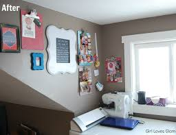 Organizing ideas for home office Small Office Organization Girl Loves Glam My Home Office Organization Ideas Girl Loves Glam