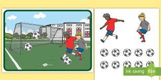 Football Goals Reward Chart Football Goals Reward Chart