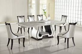 Modern 7pcs Rectangular Dining Table Set