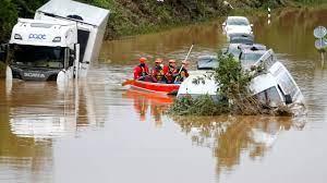 Almanya'da sel: 133 kişi öldü, yüzlerce kişi hala kayıp - Son Dakika  Haberleri