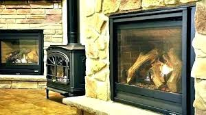 cost to convert gas fireplace back wood burning s