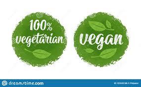 <b>100 vegetarian</b> and <b>vegan calligraphic handwriting</b> lettering with leaf.