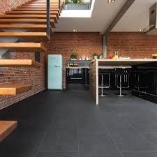 kitchen flooring sheet vinyl tile vinyl flooring for kitchens ceramic look yellow embossed um