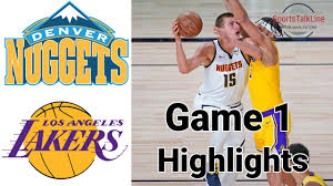 Nuggets vs Lakers HIGHLIGHTS Full Game