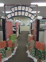 office cubicle christmas decoration. Unique Office Christmas Decoration Ideas Pinterest Unique Office Decorations On  Pertaining To Cubicle Decorating Throughout Office Cubicle Christmas Decoration F