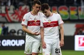 Stuttgart's gonzalez sidelined for up to six weeks. Le Vfb Stuttgart De Benjamin Pavard Relegue L Union Berlin Monte En Bundesliga Pour La Premiere Fois