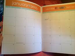 Monthly Calendar Notebook Erin Condren On The Go Notebook Review And Coupon