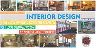 Poster interior design