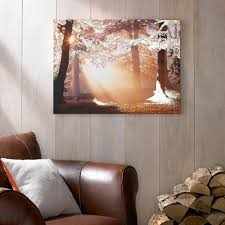 graham brown 31 in x 24 in metallic forest by graham