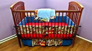 superhero crib sheets marvel