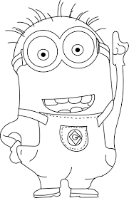 Small Picture Film Minion Print Out Minions Coloring Printables Kids Coloring