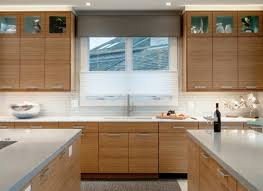 medium size of two toned kitchen bamboo cabinet brown island gray countertops bright backsplash recessed sink