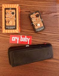 Ehx Small Stone New Design Npd Cry Baby 95q And Ehx Small Stone Guitarpedals