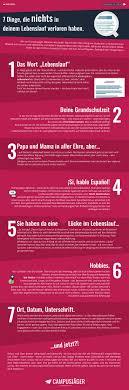 Die Besten 25 Lebenslauf Ideen Auf Pinterest Lebenslauf Ideen