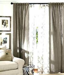 curtain slider sliding door ideas best curtains on glass track gliders sizes window treatments decorating id