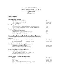 Cv Or Resume Format Pdf Cv Resume Format In Pdf Fair Most Recent