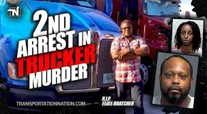 """Police Arrest Second Person In """"Ambush"""" Slaying Of Truck Driver ..."""