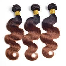Ruiyu 7a Grade Ombre Hair Extensions