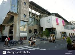 Vancouver Design University The Old Emily Carr University Of Art And Design Building On