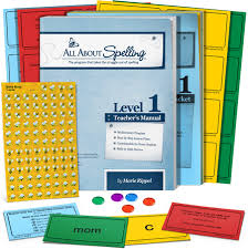 All About Spelling Phonogram Chart All About Spelling Level 1 Teachers Manual Student Packet
