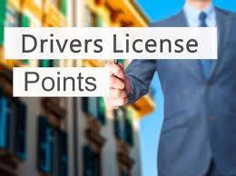 colorado drivers license points how