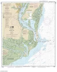 Charleston Nautical Chart 11532 Winyah Bay Nautical Chart