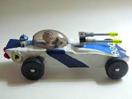 Pinewood Derby Rocket Car Template Synonyme Francais – Gemalog