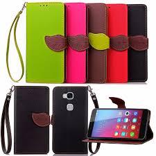 huawei kii l05 case. leaf case for huawei honor 5x 5 x x5 wallet phone leather cover gr5 gr kiw kii kiw-l21 l21 kiw-ul00 kiw-l24 kii l05