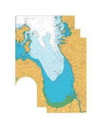 Firth Of Thames Nu Marine Chart Nz_nz533_1 Nautical