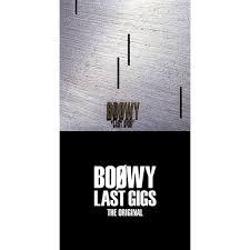Last Gigs The Original 完全限定盤スペシャルボックスcd
