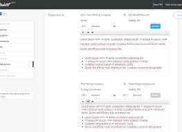 Resume Building Software Best Resume Builder Software Top List