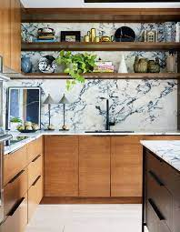 See How Wood Cabinets Wow In These 60 Kitchens Bathrooms House Home